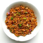 Spicy Chickpea Wrap | Vegan Wrap Recipes
