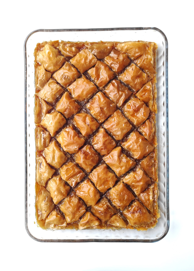 easy baklava recipe