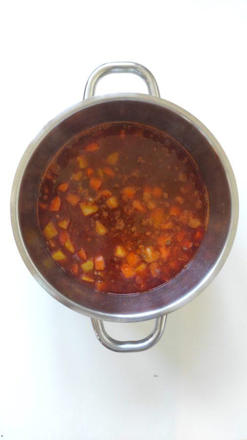 vegan Lentil Stew Recipe
